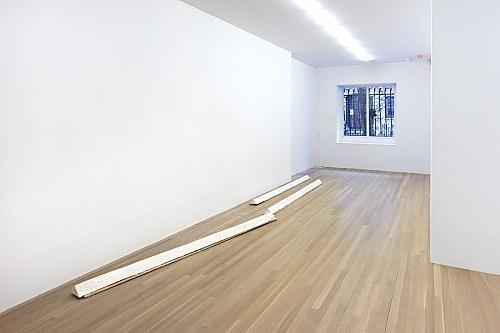 Henrik Olesen – installation view Galerie Buchholz, New York 2016