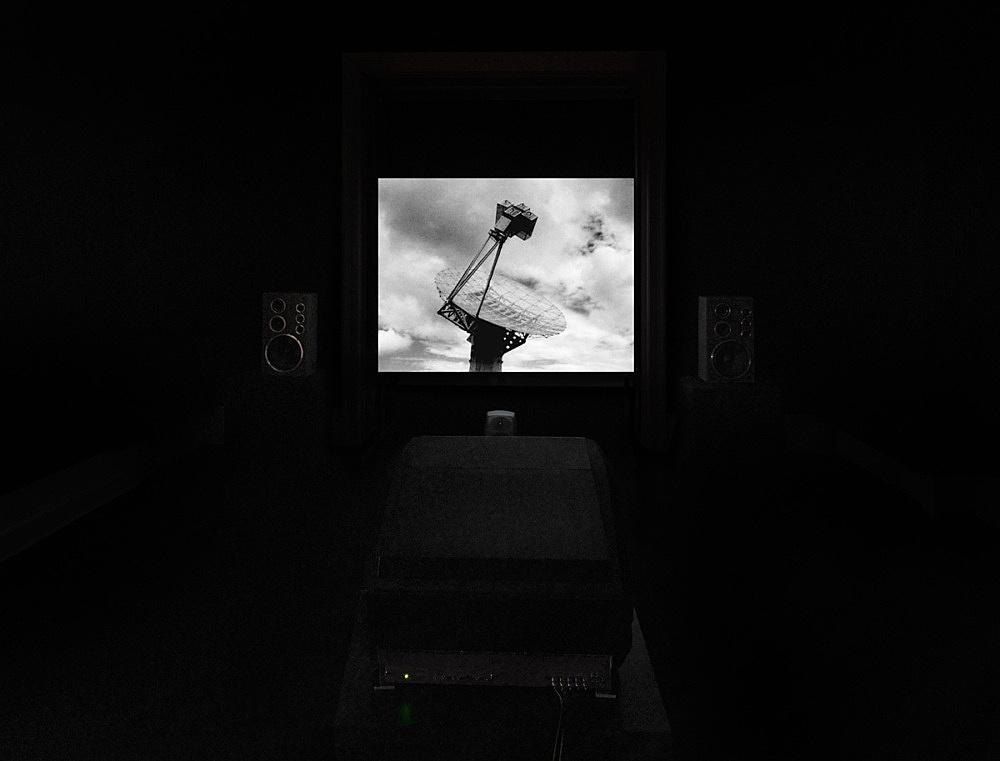"Mark Leckey – ""Dream English Kid, 1964 – 1999 AD"", 2015 4:3 film, 5.1 surround sound 23 min. installation view Galerie Buchholz, Berlin 2016"