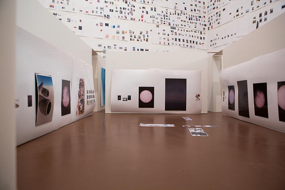 """Wolfgang Tillmans – """"studio still life, a"""", 2013 inkjet print, framed 30.5 x 40.6 cm"""