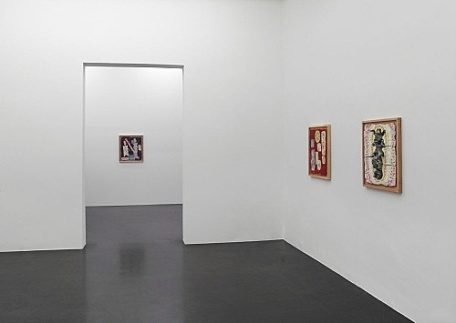 "Richard Hawkins – ""Being and its Fetuses: 