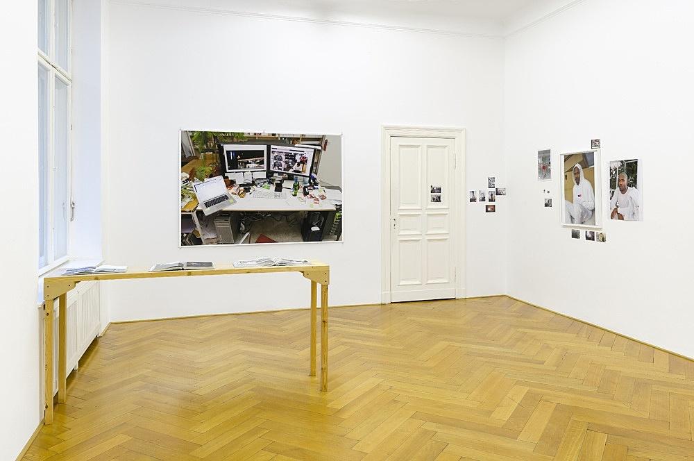 "Wolfgang Tillmans – ""Studio"" installation view Galerie Buchholz, Berlin 2016"