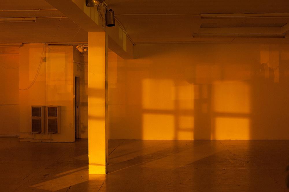 """Wolfgang Tillmans – """"Filled with Light, b"""", 2011 inkjet print, framed 30.5 x 40.6 cm"""