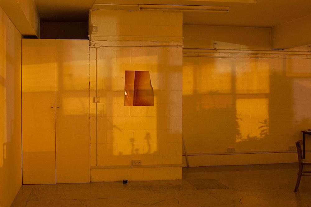 """Wolfgang Tillmans – """"Filled with Light, c"""", 2011 inkjet print, framed 30.5 x 40.6 cm"""