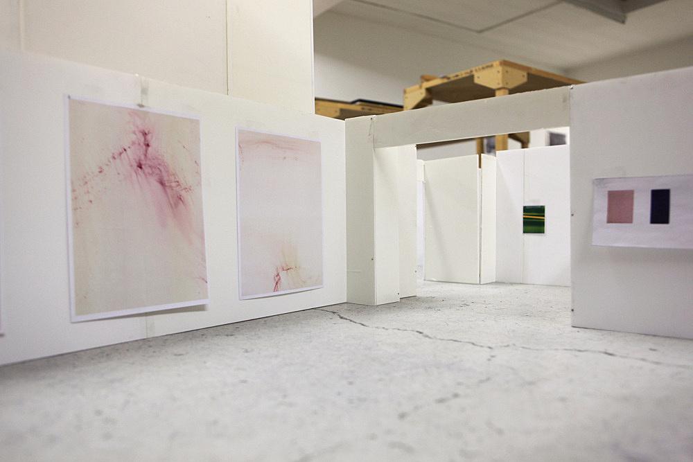 "Wolfgang Tillmans – ""Serpentine"", 2010 inkjet print mounted on aluminum in artist's frame 62.1 x 81.1 x 3.3 cm"