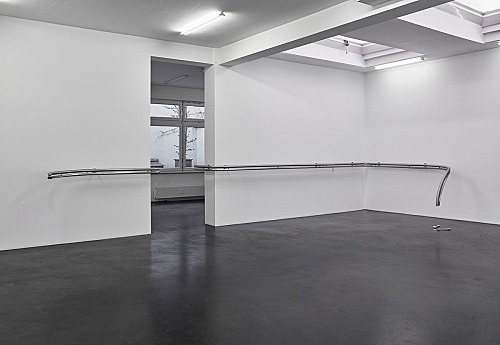"Anne Imhof – ""Restraint"", 2016