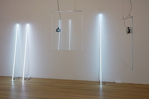 Cerith Wyn Evans – shade/frequency...