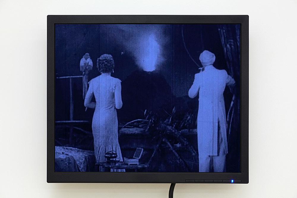 "Joseph Cornell – ""Rose Hobart"", 1936 16mm film, 19 min., color, sound digital transfer Anthology Film Archives, New York"