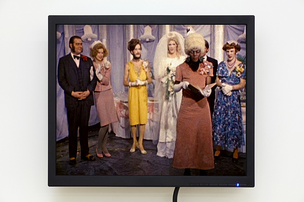 "The Cockettes – ""Tricia's Wedding"", 1971 16 mm film, 33 min., color, sound digital transfer"