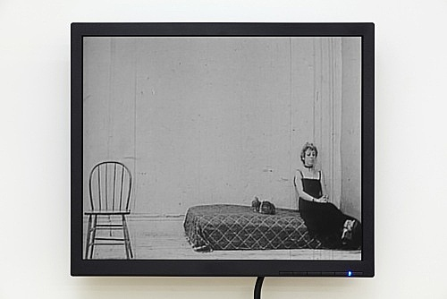 "Yvonne Rainer – ""Lives of Perfomers"", 1972 16mm film, 90 min., b/w, sound digital transfer"