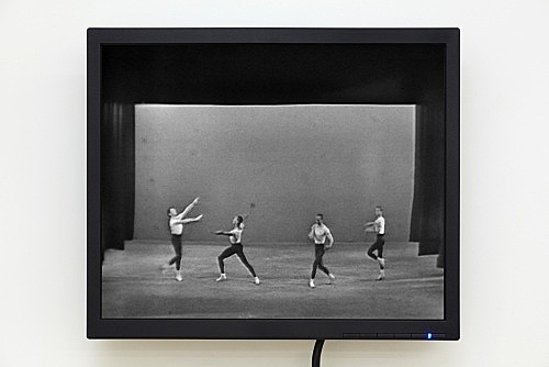 "George Balanchine – ""Agon"", 1960 New York City Ballet in Montreal Telecast of March 10, 1960 16mm film, 23 min., b/w, sound digital transfer"