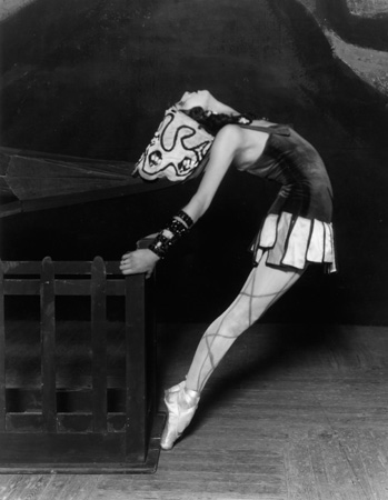 – Felia Doubrovska in the original Ballet Russes production of Balanchine's Prodigal Son, 1929 photograph by Sasha/Getty Images exhibition print