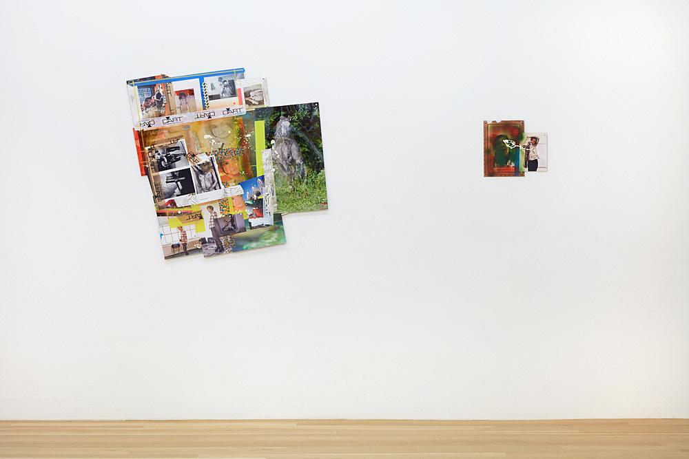Isa Genzken – Portraits installation view Galerie Buchholz, New York 2016
