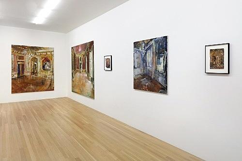 Jochen Klein – installation view Galerie Buchholz, New York 2017