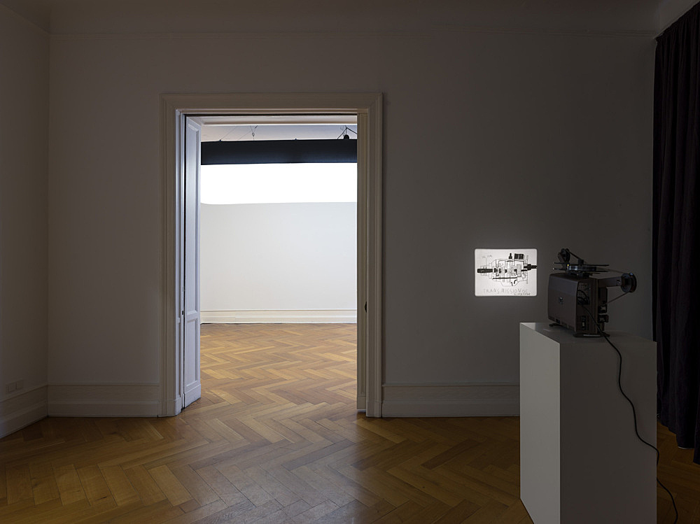 Mark Leckey – installation view Galerie Buchholz, Berlin 2017