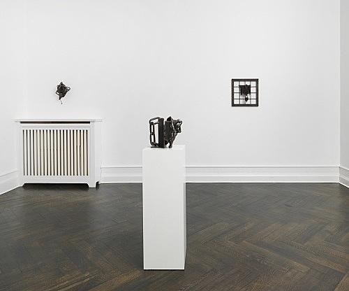 Melvin Edwards – installation view Galerie Buchholz, Berlin 2017