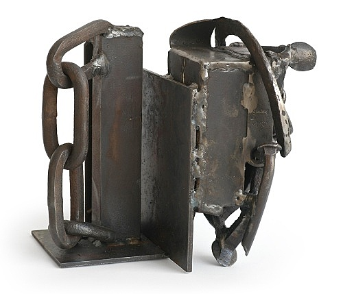 "Melvin Edwards – ""Combination"", 2005 