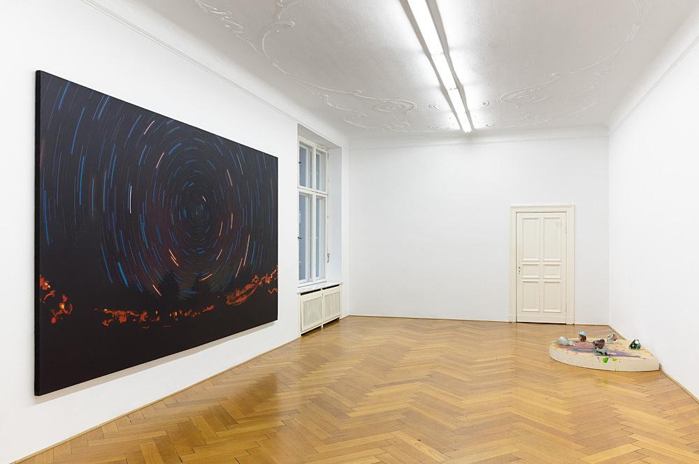 Jack Goldstein, Lutz Bacher – installation view Galerie Buchholz, Berlin 2016