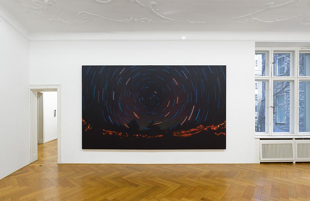 Jack Goldstein, Trisha Donnelly – installation view Galerie Buchholz, Berlin 2017