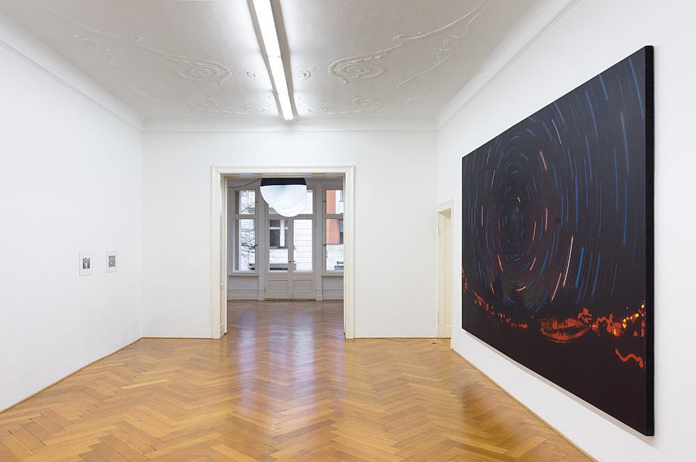 Jack Goldstein, Mark Leckey, Hervé Guibert – installation view Galerie Buchholz, Berlin 2017