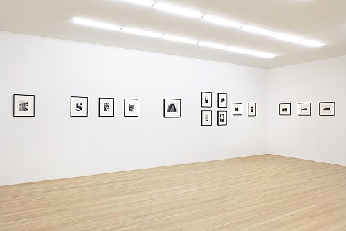 "Alvin Baltrop – ""At the Hudson River Piers"" selected by Douglas Crimp installation view Galerie Buchholz, New York 2017"