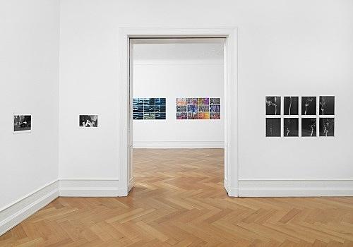 Moyra Davey – Portrait / Landscape installation view Galerie Buchholz, Berlin 2017