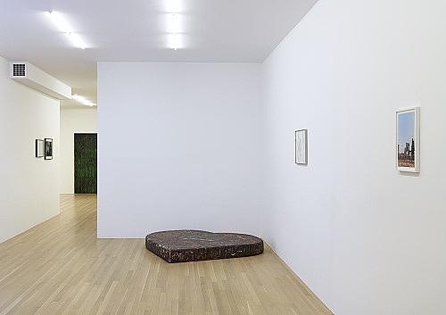 Wolfgang Tillmans, Martin Wong, Jochen Klein – installation view Galerie Buchholz, New York 2018