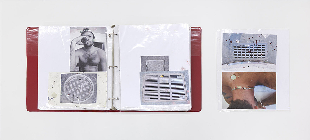 Thomas Eggerer – binder with source material