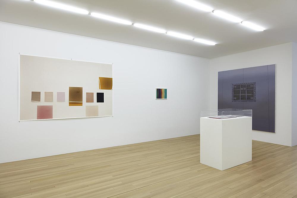 Wolfgang Tillmans, Thomas Eggerer – installation view Galerie Buchholz, New York 2018