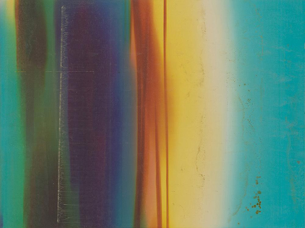 "Wolfgang Tillmans – ""Silver 175"", 2014 emulsion on paper, framed 30.5 x 40.6 cm"