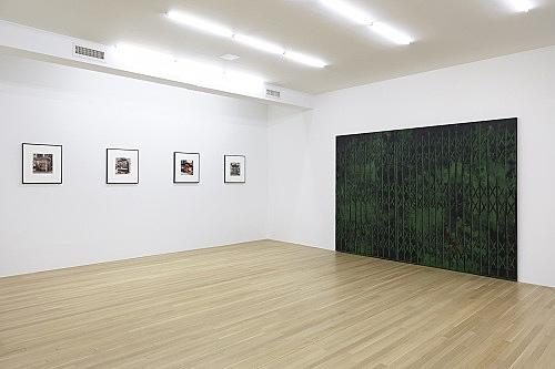 Moyra Davey, Martin Wong – installation view Galerie Buchholz, New York 2018