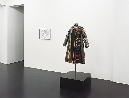 """Keren Cytter, Fong-Leng – """"Birds in a Park"""" installation view Galerie Daniel Buchholz, Köln 2007"""