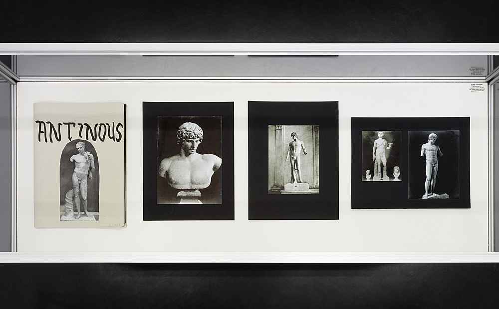 "Richard Hawkins – ""Urbis Paganus III.8 E"", 2006 portfolio, 10 photographic plates, collage, ink 32,5 x 24,5 cm"