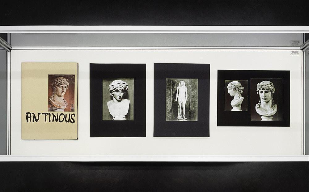 "Richard Hawkins – ""Urbis Paganus III.8 C"", 2006 portfolio, 10 photographic plates, collage, ink 32,5 x 24,5 cm"