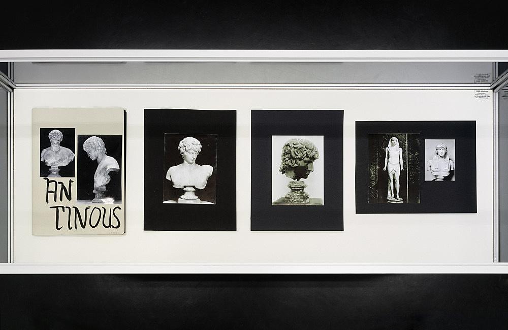 "Richard Hawkins – ""Urbis Paganus III.8 D"", 2006 portfolio, 10 photographic plates, collage, ink 32,5 x 24,5 cm"