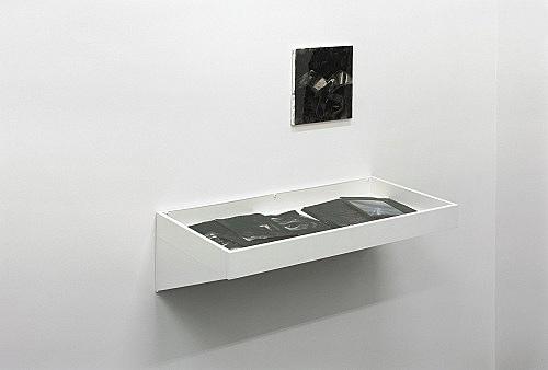 Jutta Koether – installation view Galerie Daniel Buchholz, Köln 2004