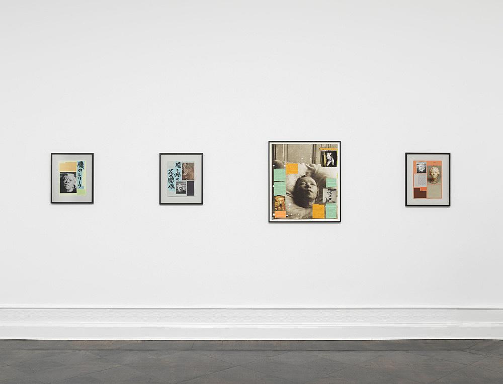 "Richard Hawkins – ""To the House of Shibusawa"" installation view Galerie Buchholz, Berlin 2018"