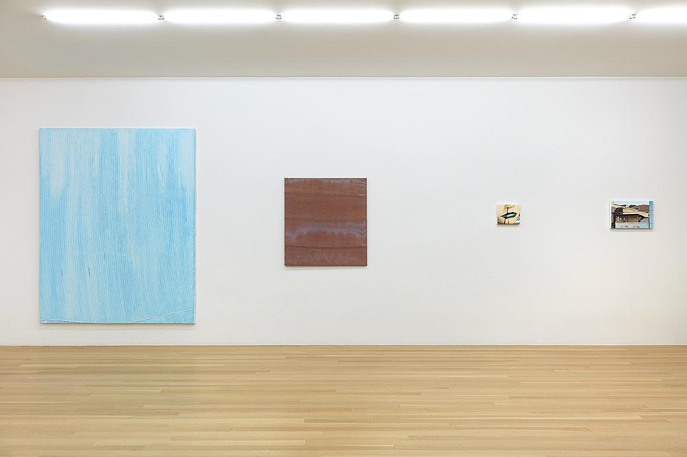 – Hölle installation view Galerie Buchholz, New York 2018