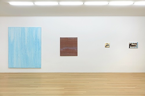 – Hölle installation view Galerie Buchholz, New York 2018