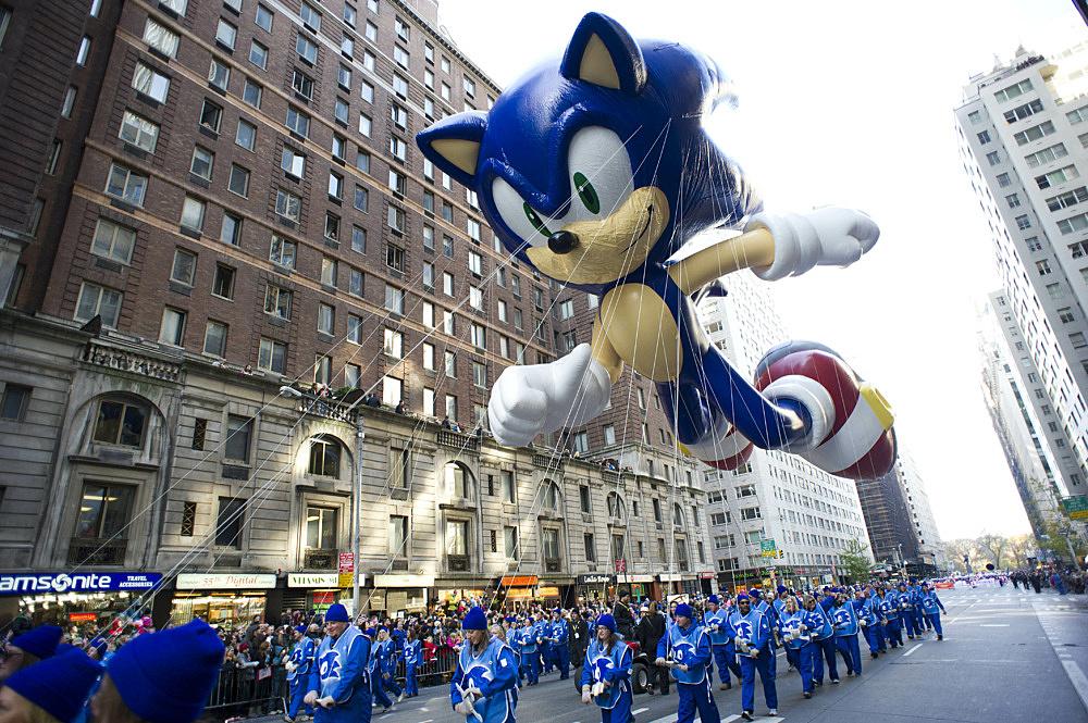 – Macy's Parade, New York 2012 photograph