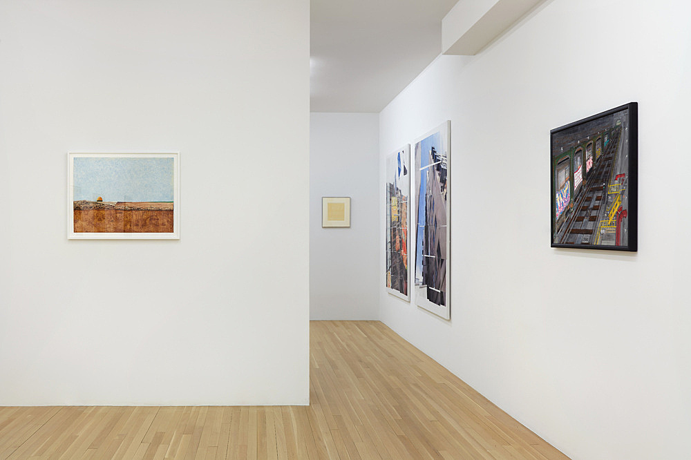 – Vista View an exhibition curated by Caleb Considine installation view Galerie Buchholz, New York 2019