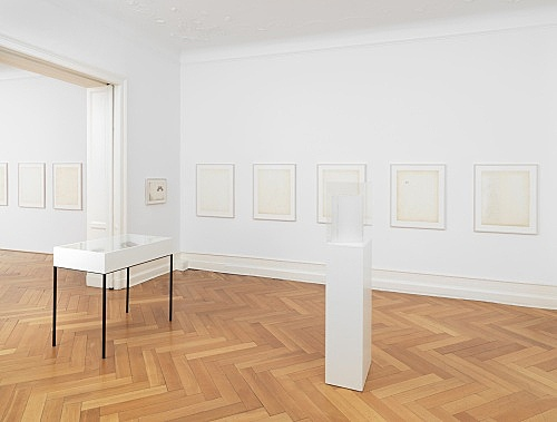 "Andy Warhol – From ""THE HOUSE THAT went to TOWN"" installation view Galerie Buchholz, Berlin 2019"