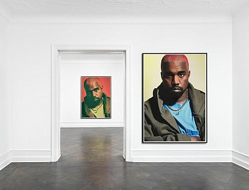 Heji Shin – Kanye installation view Galerie Buchholz, Berlin 2019