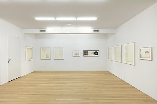 "Andy Warhol – From ""THE HOUSE THAT went to TOWN"" installation view Galerie Buchholz, New York 2019"