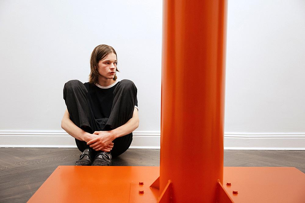 Anne Imhof – Imagine Performance Jakob Eilinghoff Galerie Buchholz, Berlin 2019
