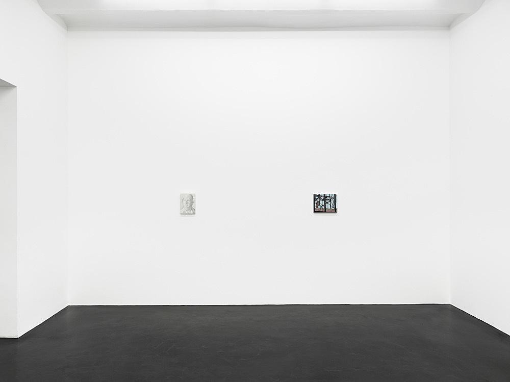 Caleb Considine – for Roland and Ramona installation view Galerie Buchholz, Köln 2019