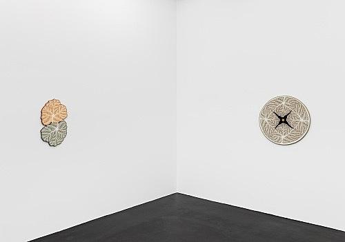 Ulla Wiggen – Visualities installation view Galerie Buchholz, Köln 2020
