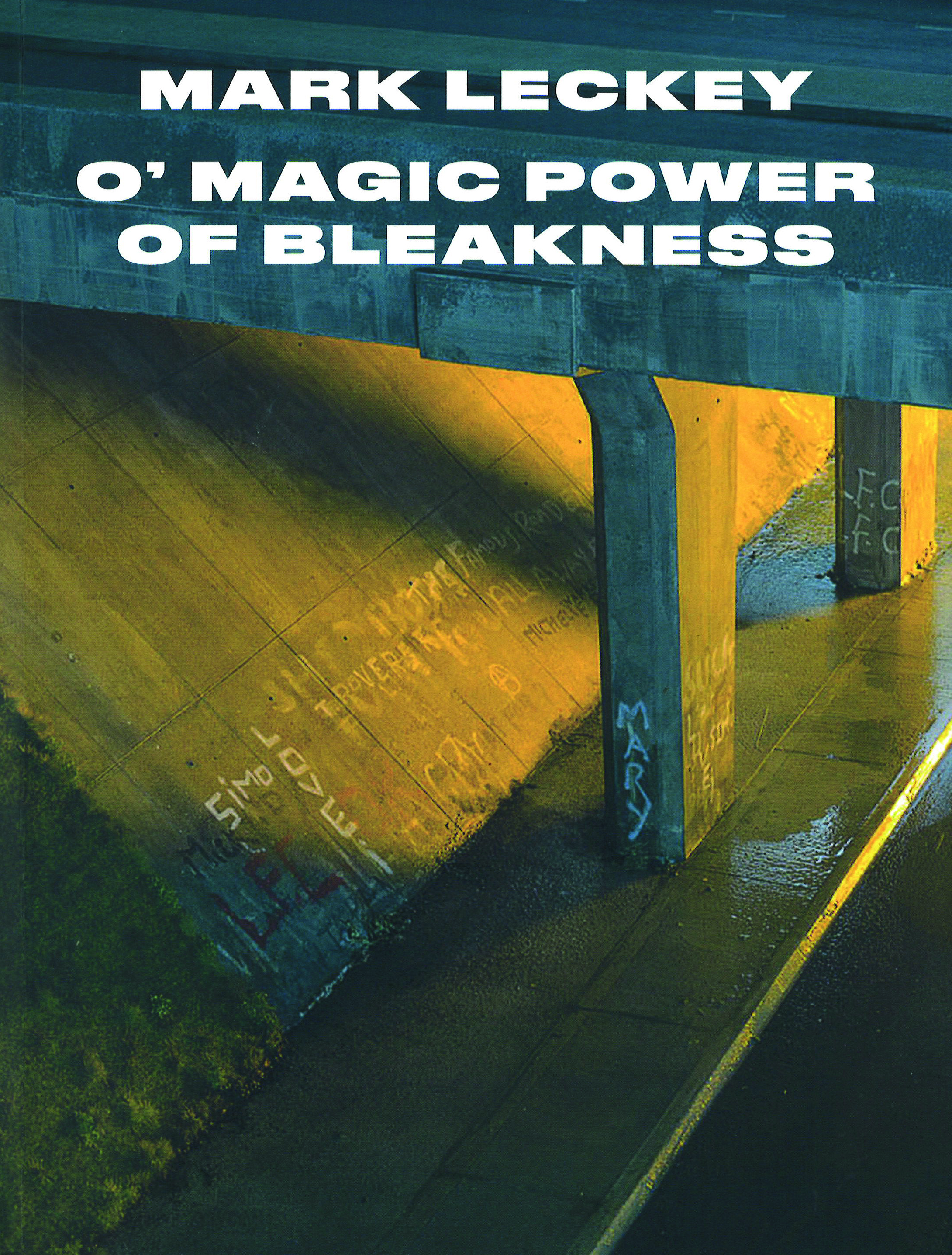 Mark Leckey – O'Magic Power of Bleakness 2019, 130 pages, Owrps, fully illustrated in color, 24,5 x 18,5 cm Euro 24,- – Comprehensive catalogue for Mark Leckey's solo exhibition at Tate Britain in London with contributions by Ed Atkins, Elsa Coustou, Roy Claire Potter, Clarrie Wallis and Catherine Wood.