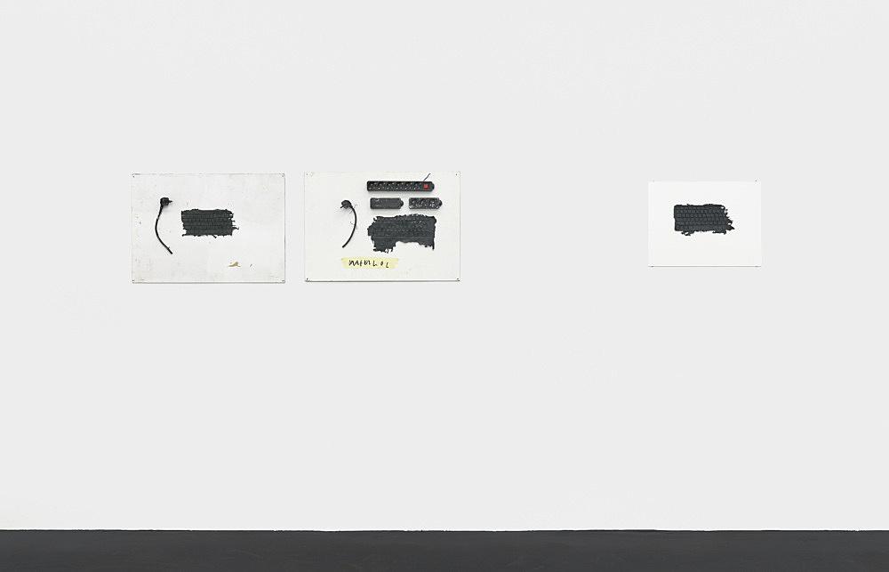 Henrik Olesen – ab 22. Mai 2020 installation view Galerie Buchholz, Köln 2020