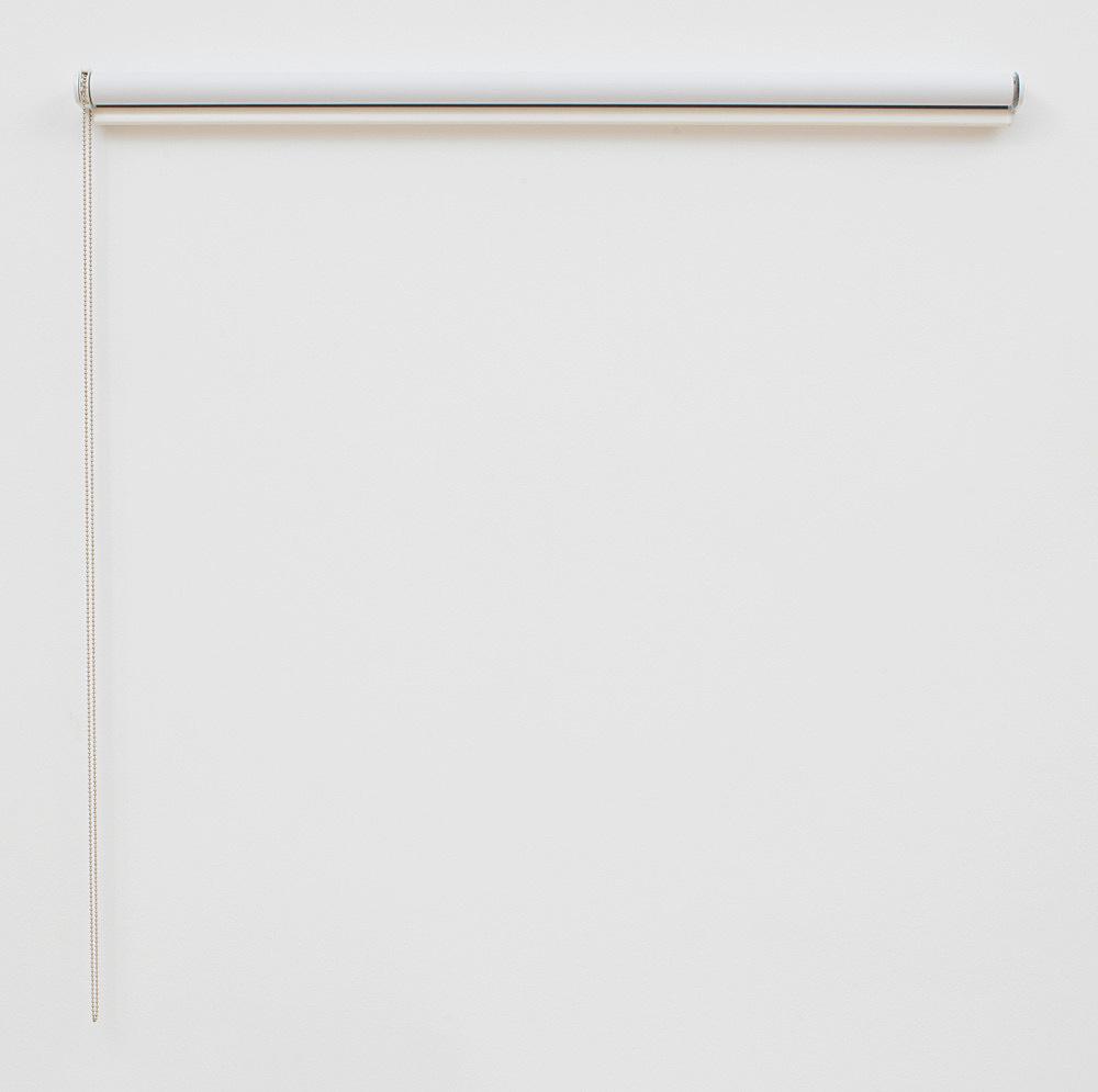 "Gili Tal – ""Blinds"", 2020 digital print on roller blind 5 x 130 x 7.5 cm"