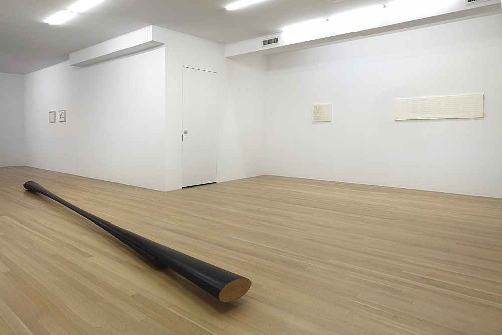 Isa Genzken – Nüsschen installation view Galerie Buchholz, New York 2020
